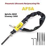 Lima pneumatica ad ultrasuoni per lucidatura Lima alternativa Aria File Strumento Lucidatrice AF5A