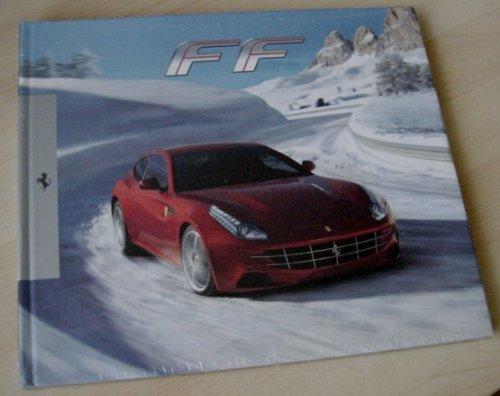Official Ferrari FF Hardcover Brochure NEW