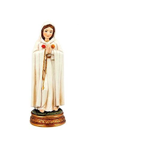 REGALOS LLUNA Virgen MARÍA Rosa MÍSTICA (12 CM.)