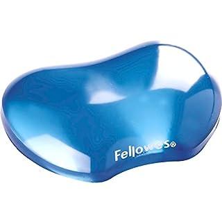 Fellowes Crystal Flex Blue - Reposamuñecas flexibles, azul (B00006B8IP) | Amazon price tracker / tracking, Amazon price history charts, Amazon price watches, Amazon price drop alerts