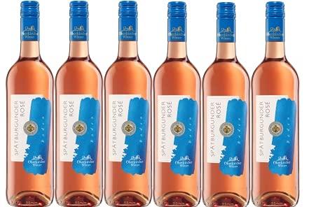 Oberkirch Frühlings-und Sommerweine Spätburgunder Rosé QbA trocken (6 x 0,75L)