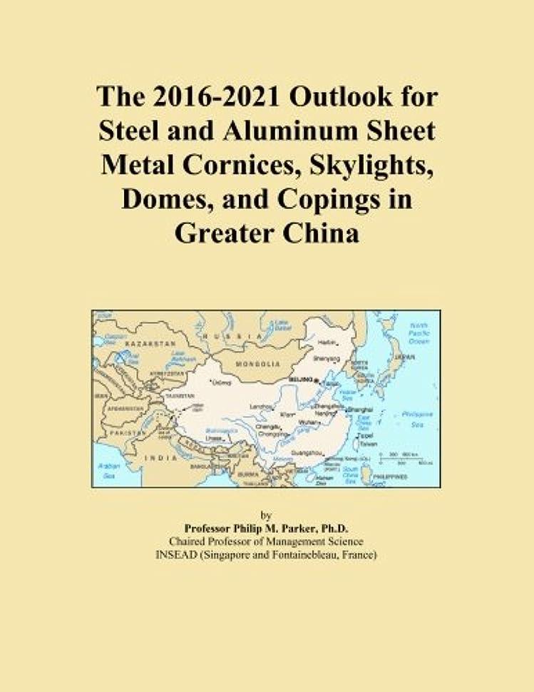 ポーズシーケンス浸すThe 2016-2021 Outlook for Steel and Aluminum Sheet Metal Cornices, Skylights, Domes, and Copings in Greater China