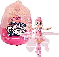 Hatchimals Pixies, Crystal Flyers magische vliegende roze Pixie, voor kinderen vanaf 6 jr.