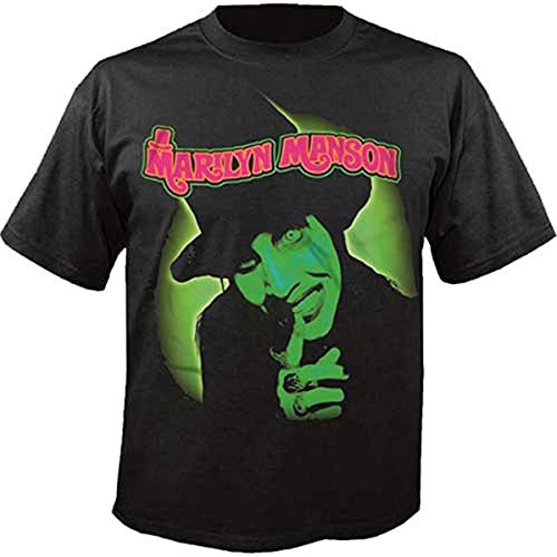 MARILYN MANSON - Smells like children ROCKOFF T-Shirt Groesse L