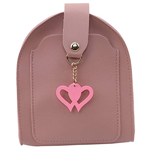 High quality metal zipper, the Vintage buckle,and the PU leather strap,so hard and fashionable. A functional bag.It's a nice choice that as a gift to family and friends. This bag works as a shoulder bag,crossbody bag and a tote bag. Soft texture, tou...