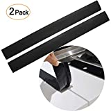 Silicone Kitchen Stove Counter Gap Cover,25 inches Long - Wide Gap Filler Between...