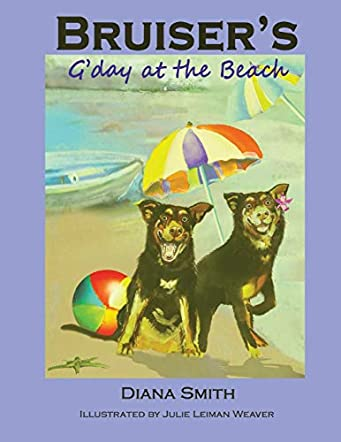 Bruiser's  G' day  At The Beach