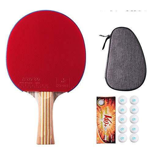 Amazing Deal Hewen-Ping Pong Set Ping-Pong Paddle Tennis Training Set Ping Pong Bat Set with 1 Racke...