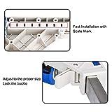 Zoom IMG-2 base lavatrice dewel regolabile 45