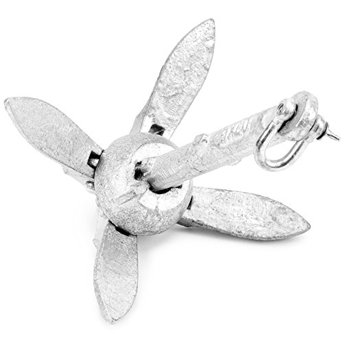 Grapnel Boat Anchors by Crown Sporting Goods