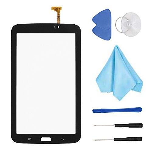 E Soul - Digitalizador de Pantalla táctil para Samsung Galaxy Tab 3 7.0 P3210 SM-T210 T210R T210L T217S 217A con Adhesivo y Herramientas