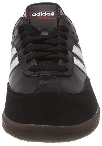adidas Samba - Zapatillas de deporte, Hombre, Negro / Blanco, 40 2/3