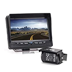 vansage rear view safety backup camera for campers