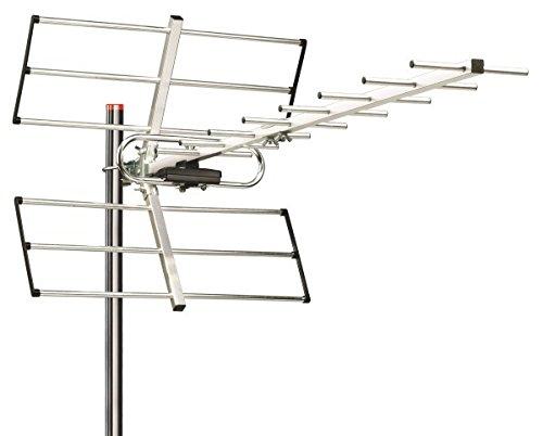 NVS ANT11, Antenna esterna da tetto UHF a larga banda per segnali DVB 14 elementi