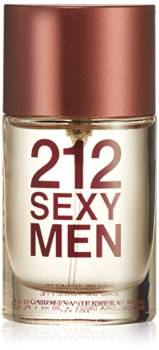 Carolina Herrera 212 Sexy Men EDT Spray 30.0 ml, 1er Pack (1 x 30 ml)