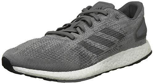 adidas Pureboost DPR, Scarpe da Trail Running Uomo, Grigio (Gridos/Gricua/Gricua 000), 43 1/3 EU