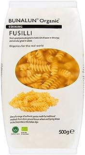 BUNALUN Organic Fusilli 500 gm