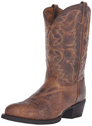 Laredo mens Western Boot, Tan, 17 X-Wide US