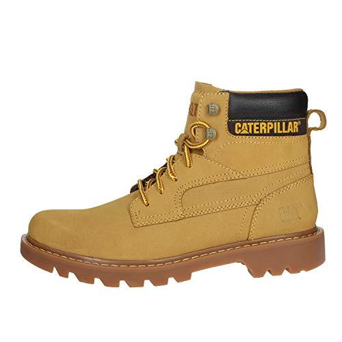 Botas Caterpillar Bridgeport para hombres, color Beige, talla 45 EU