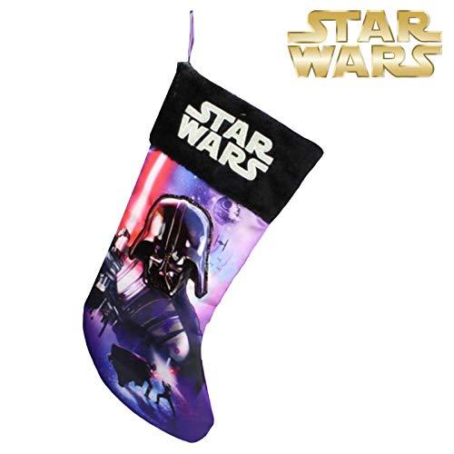 Star Wars Chaussette de Noël Darth Vader 45 cm
