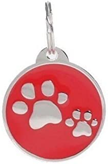 PetTouchID Smart Pet ID Tag, QR Code, NFC Scan, Online Pet Page, GPS Location (Paws)