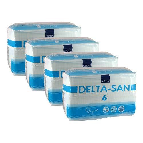 DELTA SAN No.6 Vorlage 4X30 St