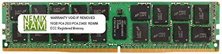 DDR4-17000 PC4-2133 16GB RAM Memory SuperMicro X10DRT-LIBF - Reg - Motherboard Memory Upgrade