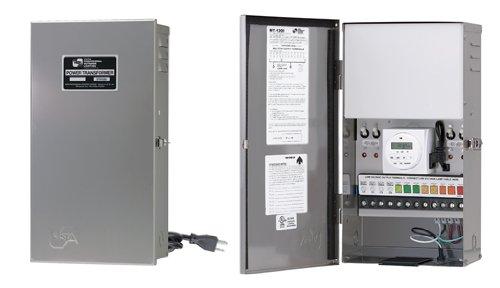 Vista Pro 600 Watt Multi Transformer with Mechanical Timer MT 600T