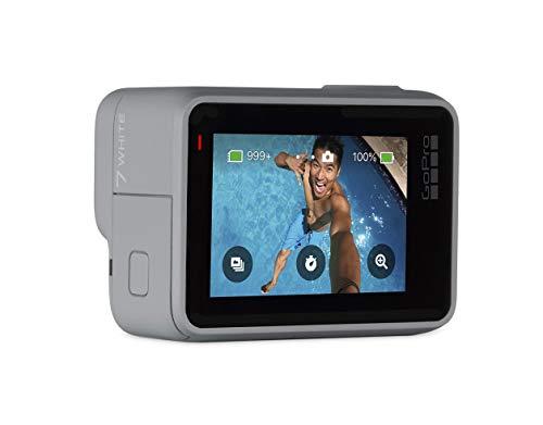 GoPro HERO7 Blanc - Caméra Numérique Étanche Écran Tactile, Vidéo HD 1440p, 10MP Photos - 2
