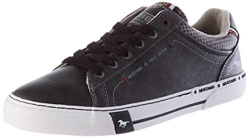 MUSTANG Herren 4146-305 Sneaker, 259 Graphit, 43 EU