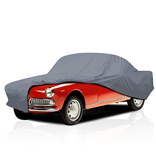4 Layer Semi Custom Fit Car Cover for Nissan Datsun 1200 Sports Fairlady SPL212, Lightweight Water Resistant Full Coverage