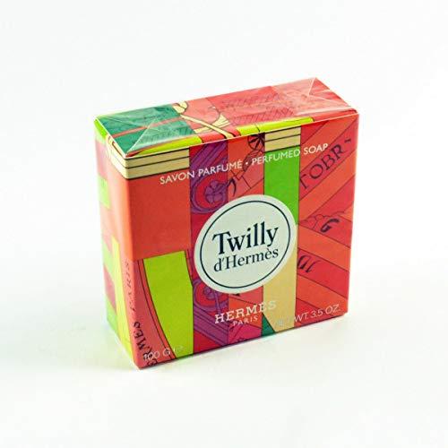 Hermes Twilly D'Hermes Parfümierte Seife, Geschenk-Set für Sie, 100 g