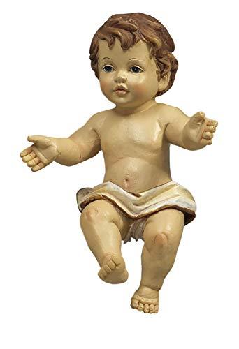 Paben - Niño Jesús de resina 29 cm