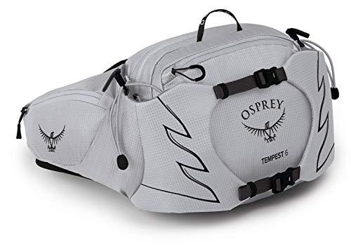 Osprey Tempest 6 Mochila de senderismo para Mujer, Gris (Alu
