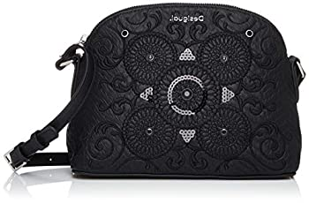 Desigual Majestic Deia Across Body Bag Negro