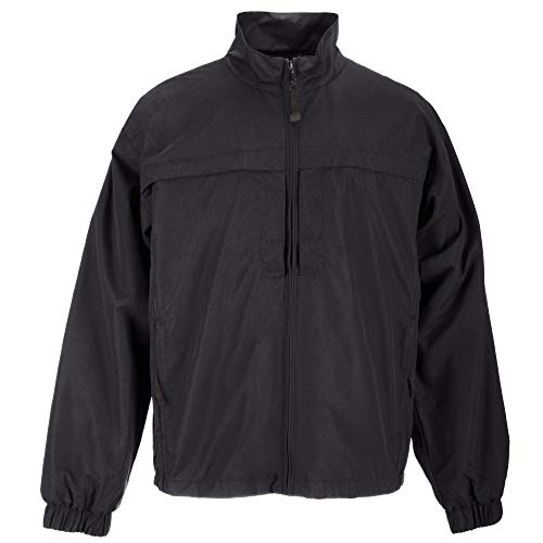 5.11 Tactical Series Response Jacket Homme, Black, FR : L (Taille Fabricant : L)