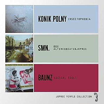 JopRec Vinyls Colection