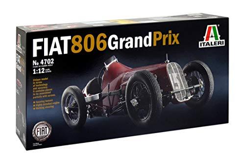 Carson 510004702 – échelle 1 : 12 Fiat 806 Grand Prix Automobile de Voiture