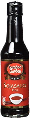 Bamboo Garden Soja Sauce Hell 140ml, 140 ml