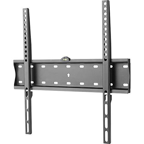 InLine 23112A Basic Wandhalterung, für Flach-TV 81-140cm (32-55