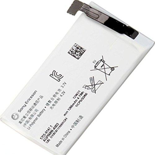 Sony Xperia Go ST27i Akku, Battery, LI-Poly, 1265 mAh, AGPB009-A003