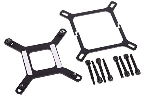 AlphaCool 12567 Eisbaer Intel mounting Incl Backplate and Screws Refrigeración Líquida CPU - Bloques Líquida