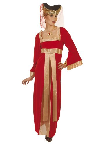 Cesar - A870-001 - Costume - Princesse Médiévale - 36/38