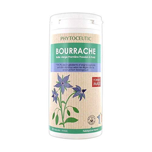 Aceite de borraja orgánico 360 cápsulas