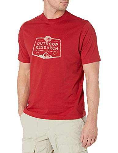 Outdoor Research Bowser TEE redwood L