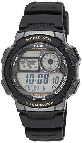Casio AE-1000W-1AVEF - Orologio da polso colore nero