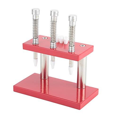 BOLORAMO Émbolo de Mano de Reloj, diseño Especial Herramienta de extracción de Mano de Reloj de Cabeza Diferente para reparación de Manos para Taller de reparación de Relojes