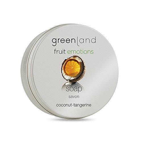 Greenland Seife Kokos-Mandarine, 100 g