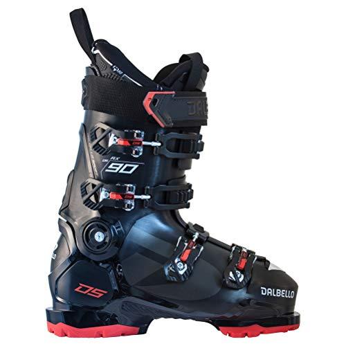 Dalbello DS AX 90 Ski Boots 2021-28.5/Black-Red