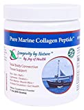 Atlantic Wild Caught Non-GMO Hydrolyzed Fish Collagen Promotes The Improvement Of Skin, Hair, Nails, Bones, And Connective Tissues. Pure Hypo‐Allergenic Collagen Peptides: No Fillers, No Excipients, 100% Synthetic-Free Easy to Digest- Water Soluble w...